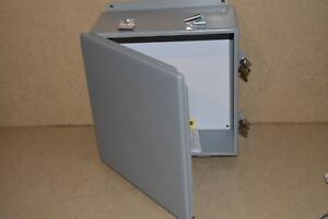 Hoffman Metal Junction Box A1212chnf e3 New