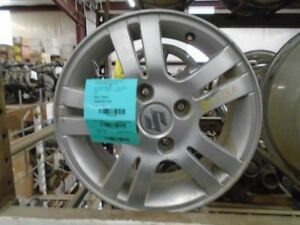 Wheel Road Wheel 15x6 Alloy Fits 06 08 Forenza 403298