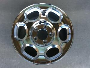2000 2002 Lincoln Navigator 1 Oem 17 Chrome Alloy Wheel Rim