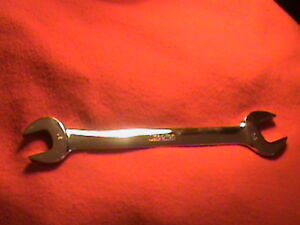 Snap On 21 24mm Standard Metric Open End Wrench Vom2124