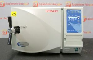 Tuttnauer Ez10 Autoclave Steam Sterilizer 2540ea Dental Medical Instruments