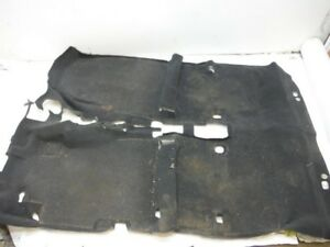 2003 Honda Civic Si Ep3 M T Interior Cabin Carpet Black Oem 2001 2002 2004 2005