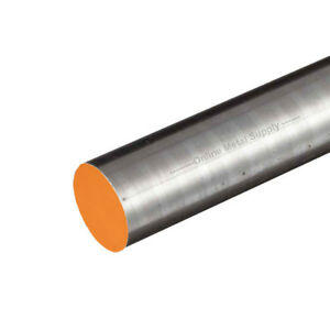 S7 Tool Steel Standard Round Rod Diameter 8 000 8 Inch Length 1 Inches