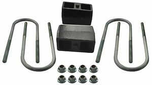 Ground Force 91127 Leaf Spring Block Kit
