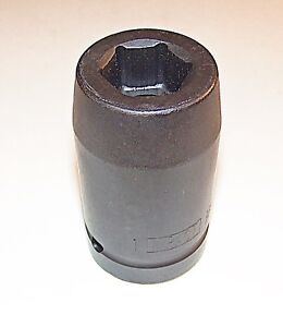 1 Inch Armstrong Usa 1 Inch Drive 6 Point Deep Impact Socket