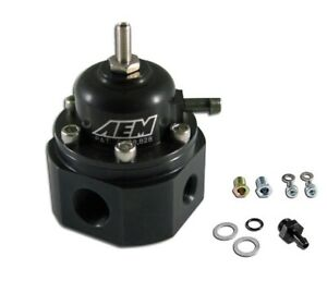 Aem Electronics Adjustable Fuel Pressure Regulator 96 05 Honda Acura Civic S2000