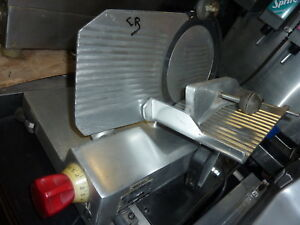 Berkel Meat Slicer Model 823 E Manual sharpener 9 Blade 900 Items On E Bay