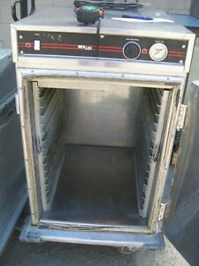 Bevles Food Warmer holding Cabinet Fully Insulated 115v new Gasket 900 Items