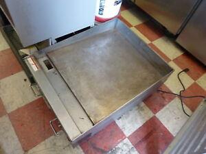 Vulcan Flat Grill Model 924rx 101 nat Gas one Plate 2 Ft 900 Items On E Bay