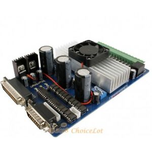 3 Axis Tb6560 Stepper Motor Driver Board Controller cd