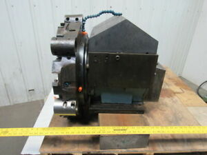 Hitachi Seiki Ht25 12 Position Cnc Lathe Tool Holder Changer Turret