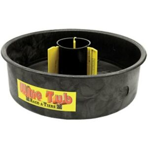 Rack a tiers 18455 Wire Tub Coil Dispenser
