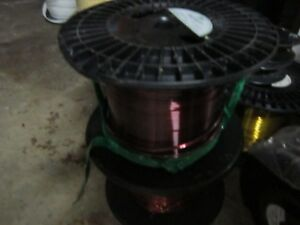 6 Awg Hapt Copper Magnet Wire 22 Lbs 100 C