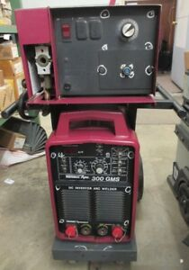 Thermal Arc Dc Inverter Welder 300gms With Wire Feeder Ta 3