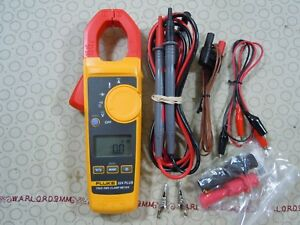 Fluke 324 Plus Trms Clamp Meter Kit With Leads 57783