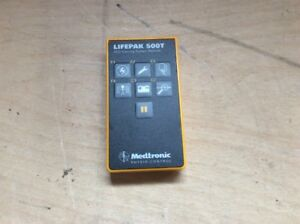 Remote Control For Medtronic Physio control Lifepak 500t Aed Trainer