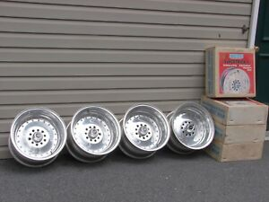 Vintage Cragar Super Trick Ii Wheels 15x8 5x 4 1 2 5x 4 3 4 Bolt Pattern