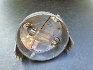 Vintage Car Light Indicator Light Housing Hella Nw Ke