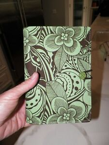 Filofax Botanic Green Personal Organizer From 2008 2009 Never Used