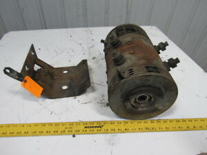 General Electric 5bt1344b171 11 4hp 1300rpm 36vdc 340a Forklift Motor
