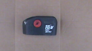 Snap On Battery Pack Ni cad Slide on 18v Dc For Parts Or Repair Only Ctb4185