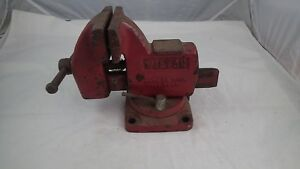 Wilton Tilt swivel 4 Bench Vise Ux 121079 121078 2 Made In Usa