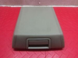 07 08 09 10 11 12 13 14 Ford Expedition Center Console Lid Arm Rest Armrest Tan