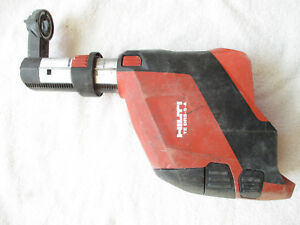 Hilti Te Drs 6 a Dust Extractor Vacuum Dust Removal System Component