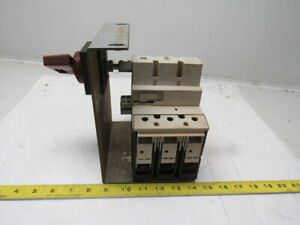 Moeller Nzm7 200 na 600v 200a Main Disconnect Switch Loto Handle
