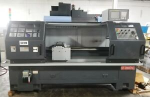 Ganesh Gtw 2060 Cnc High Precision Turning Center New 2014