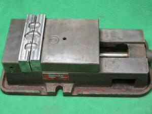 Bemato 6 Drilling Milling Machine Vise Lock Down Cnc Clamping Vice Heavy Duty