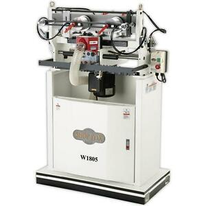 W1805 16 1 2 Dovetail Machine Free Shipping