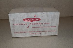Love Controls Model 250 Temperature Controller New In Box 6