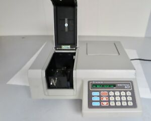 Milton Roy 601 Spectronic 335104 115v Spectrophotometer Free Ship Made In Usa