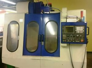 Johnford Sv 32 Cnc Vertical Machining Center