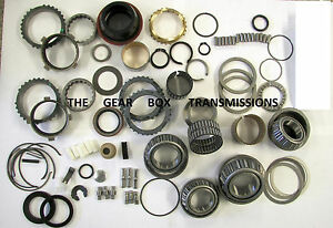 T5 World Class Master Rebuild Kit T 5 Ford Gm Mustang