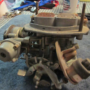 Nos 1977 1978 Ford Pinto Mustang Ii 2 3 Auto Trans Carburetor Assembly D8fz9510c