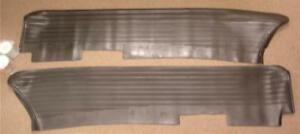 1939 1940 Ford Car Standard Deluxe Rubber Running Board Covers