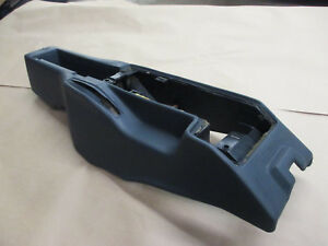 85 92 Firebird Formula Gta Trans Am Center Console Base 0317 2