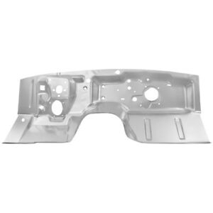 1969 1970 Mustang Coupe Fastback Firewall Weld Through Primer Dynacorn New