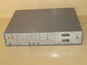 Eg g Princeton Applied Research Par Lock In Amplifier Model 5104