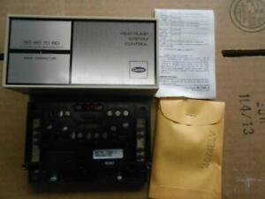 Carrier 50qe900071 Single Stage Heat cool Thermostat 171600
