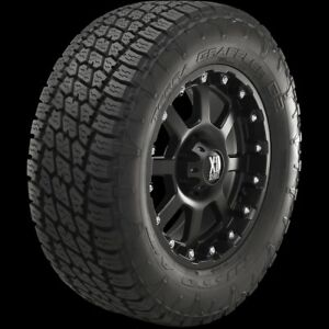 4 New Nitto Terra Grappler G2 116t 65k Mile Tires 2857017 285 70 17 28570r17