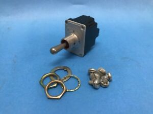 Honeywell Momentary On off Toggle Switch 2tl1 7 Ms24524 27 Up down