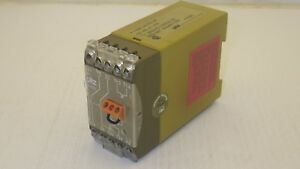 Pilz P1hz 2 2s 24vdc Relay Two hand 2 Amp 24vdc 2w 2no Safety Contacts