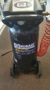 Kobalt 10gallon 150max Psi Air Compressor Local Pick Up Only N carolina t24695
