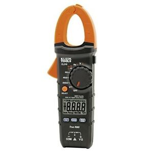 Klein Tools Cl310 Ac Auto ranging 400 Amp Digital Clamp Meter