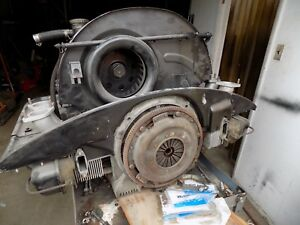 Porsche 912 Engine 755638 type 616 39 1968 Used No Shipping