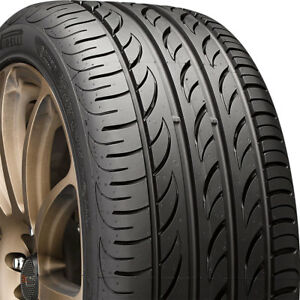 2 New 245 40 18 Pirelli Pzero Nero Gt 40r R18 Tires 31169