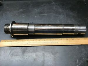 South Bend Lathe Heavy 10 10l Headstock Spindle